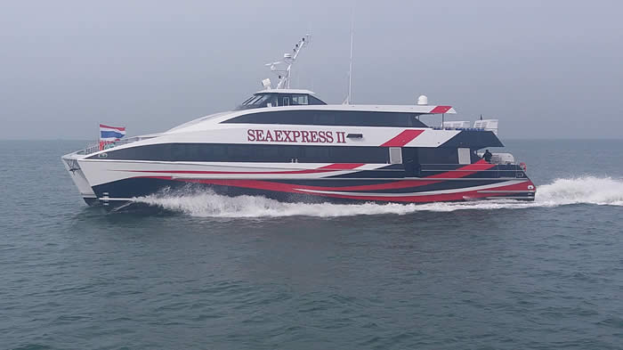 29 M High Speed Catamaran