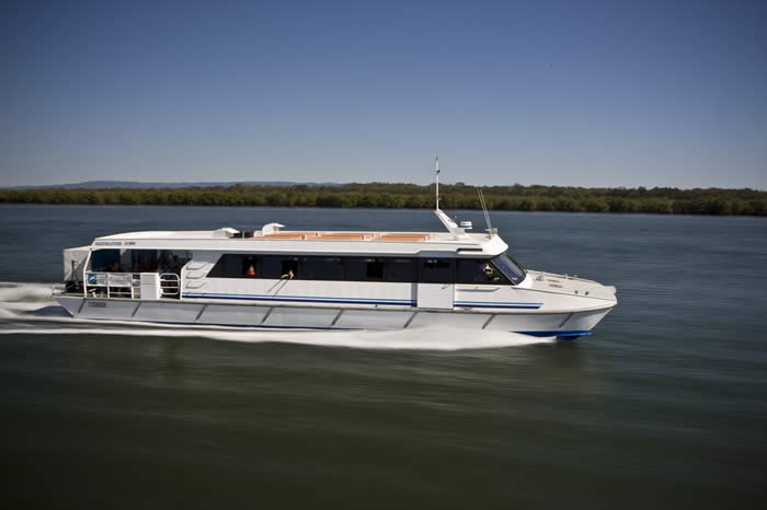 20m Passenger Ferry Catamaran Design