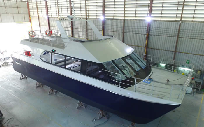 Dive boat for sale