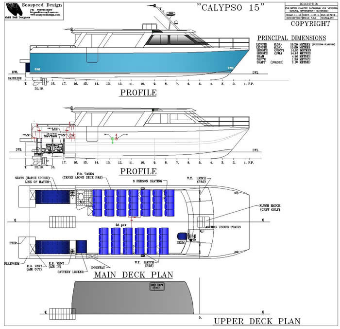 15M Ferry Plan  (hard top)