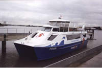 18m Island Transfer Ferry Design
