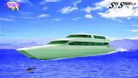 High Speed Ocean Going Catamaran