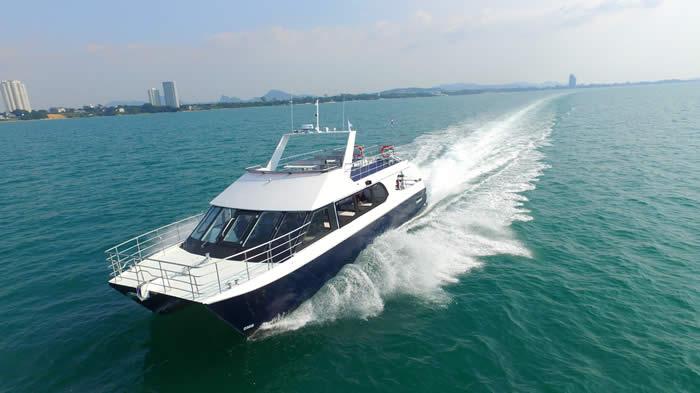 16M Catamaran for Sale